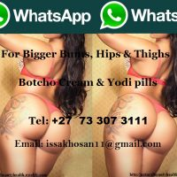 Hips, Bums & Breast Enlargement Beauty products..