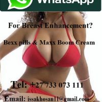 Breasts, Hips & Bums Enlargement Beauty products..