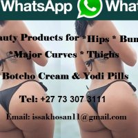 Botcho cream & Yodi Pills for Bigger Bums & Hips