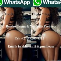 Hips, Bums & Breast Enlargement Beauty products.